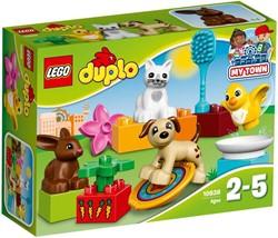 Lego  Duplo set Huisdieren 10838