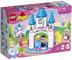 Lego  Duplo set Disney Assepoesters magische kasteel 10855