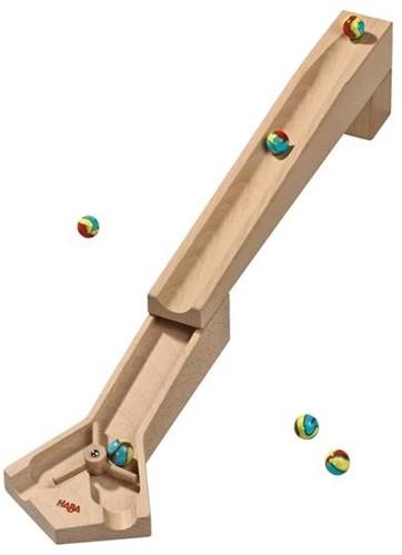 Haba  houten knikkerbaan accessoires Uitbreiding Links-rechts baan 1088-1