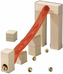 Haba  houten knikkerbaan accessoires Uitbreiding Spiraalbaan
