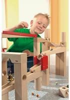 Haba  houten knikkerbaan accessoires Uitbreiding Kiepemmer 1094-2