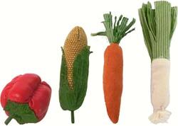 Maileg 4 Vegetables