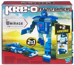 Hasbro  Constructie speelgoed Kre o Mirage