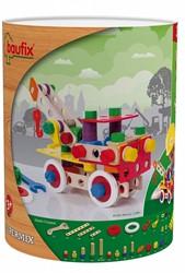 Baufix  houten constructie speelgoed Supermix 11000