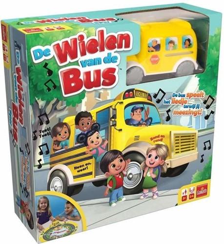 Goliath De Wielen Van De Bus