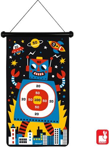 Janod Spel - dartspel robots