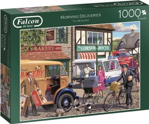Jumbo puzzel Falcon Morning Deliveries - 1000 stukjes