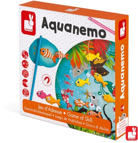 Behendigheidsspel Aquanemo