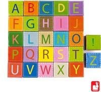 Janod Kubkid - Blokpuzzel alfabet-3