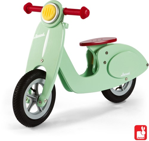 Janod Scooter - Mint-2