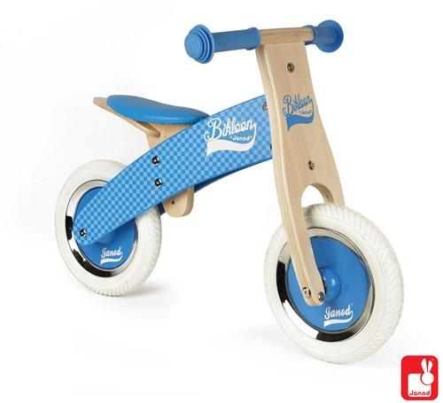 Little Bikloon Loopfiets - Blauw