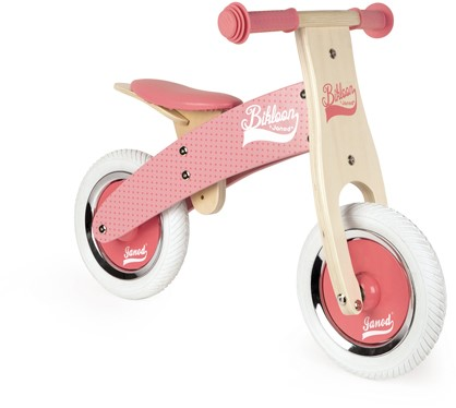 Little Bikloon Loopfiets - Roze