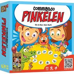 999 Games  actiespel Commando Pinkelen