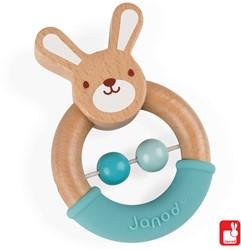 Janod Baby Pop - rammelaar konijn