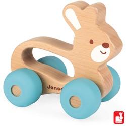 Janod Baby Pop - duwfiguur konijn