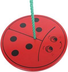 BigJigs  houten buitenspeelgoed Ladybird Schommel