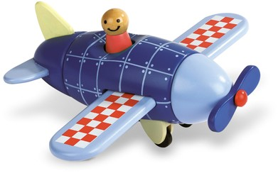 Vliegtuig Magneetkit