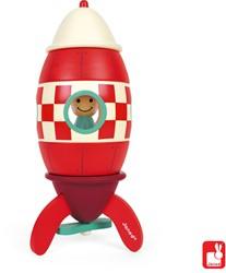 Janod Magneetset - raket groot