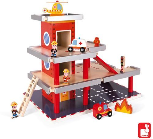 Janod Garage - Brandweerkazerne-2