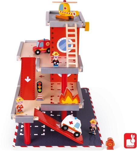 Janod Garage - Brandweerkazerne-3
