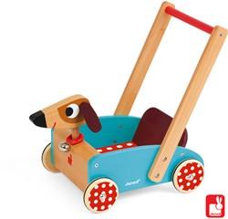 Janod Duwkar - crazy hond