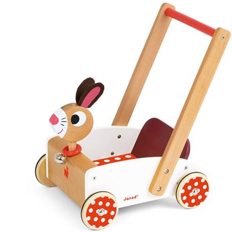 Crazy Rabbit-Karretje