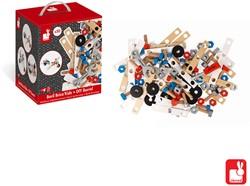 Janod Bricokids - doos 50 onderdelen