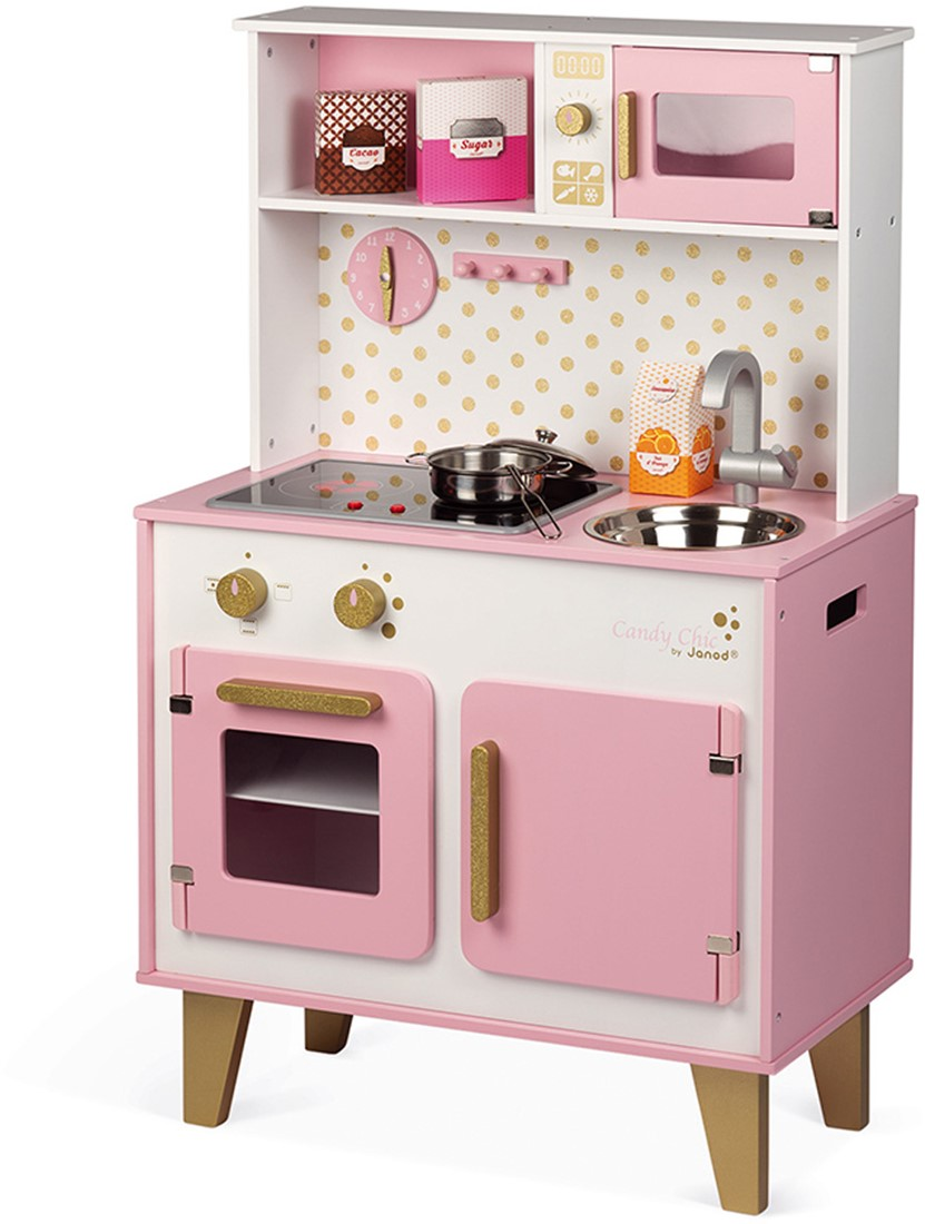 Janod Candy Chic Keuken bij Planet Happy
