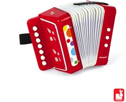 Janod Confetti - accordeon