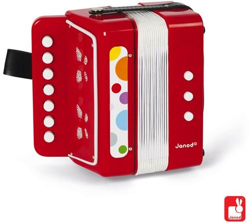 Janod Confetti - Accordeon-2