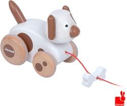 Janod  houten trekfiguur Hond