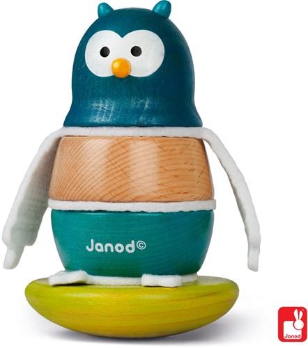 Janod Zigolos - Stapeltuimelaar uil