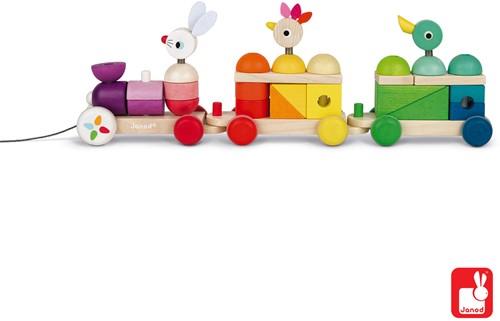 Janod Zigolos - Grote trein