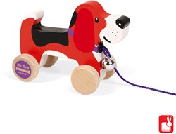 Janod My Dog - Beagle trekfiguur