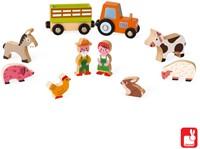 Janod Story Mini - boerderij-2
