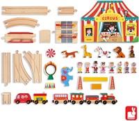 Janod Story Express - circus met rails-2