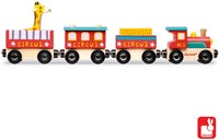 Janod Story - trein circus