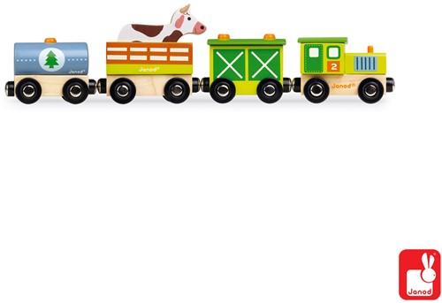 Janod Story - trein boerderij