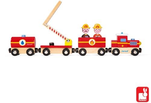 Janod Story - trein brandweer-2