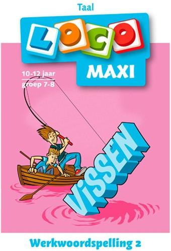 Loco  Maxi educatief spel werkwoordspelling 2
