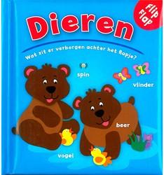 Kinderboeken  babyboek Dieren