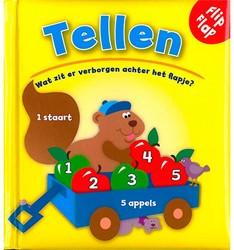 Kinderboeken  babyboek Tellen