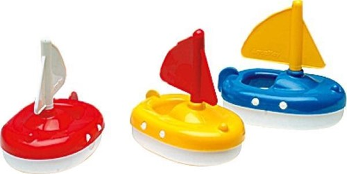 AquaPlay Sailboat Disp. 18 pcs