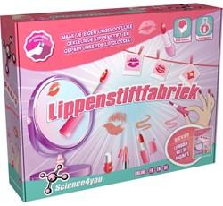 Science4you  wetenschapsdoos Lippenstiftfabriek