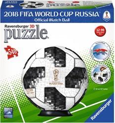 Ravensburger 3D puzzleball Adidas bal WK - 3D Puzzel - 540 stukjes
