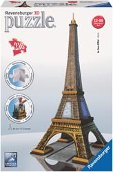 Ravensburger Eiffeltoren - 3D puzzel gebouw - 216 stukjes