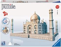 Ravensburger Taj Mahal - 3D puzzel gebouw - 216 stukjes