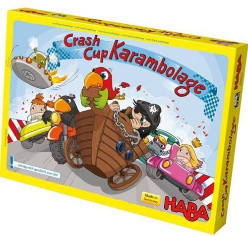 Haba  kinderspel Crash Cup Karambolage 301580-1
