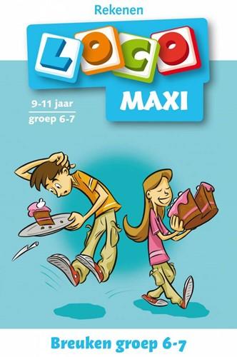 Loco Maxi Breuken groep 6/7.