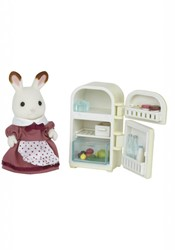 Sylvanian Families combinatieset Chocolate Rabbit Mother Set 2202